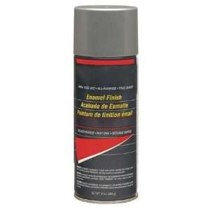 All Purpose Industrial Enamel Aerosols Spray Paint,Aluminum,10 oz.