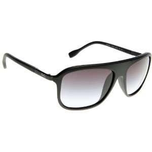 D&G Sunglasses DD8088 / Frame Matte Black Lens Gray Gradient