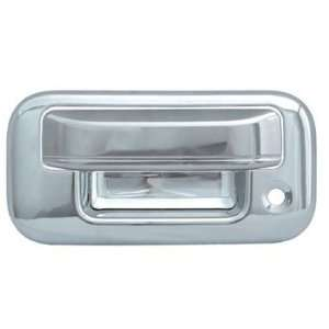 06 08 Explorer Sport Trac   08 Super Duty Chrome Tailgate Handle Cover