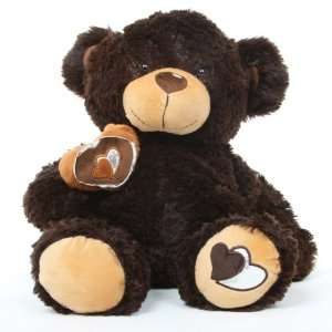 Super Cute Valentines Day Teddy Bear   20  Sugar Pie Big
