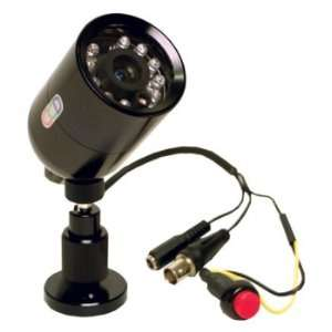 Waterproof IR Illuminated CCD Color Zoom Video Camera