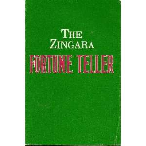 The Zingara Fortune Teller a Gypsy Queen Books
