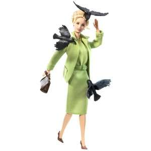 Pop Culture Collection   Alfred Hitchcocks THE BIRDS Barbie Doll