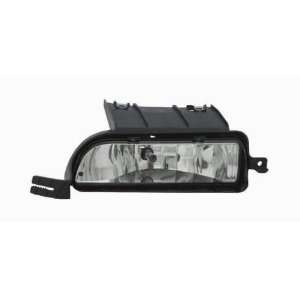 OE Replacement Lincoln Town Car Driver Side Fog Light