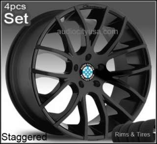 20 Giovanna BMW Wheels and Tires 5 Series M5 Rims