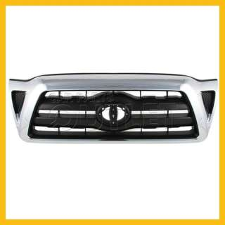 2005   2008 TOYOTA TACOMA OEM REPLACEMENT FRONT GRILLE ASSEMBLY
