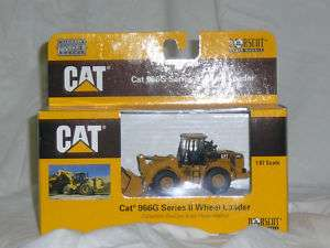 87 SCALE CAT 966G WHEEL LOADER  NORSCOT #55109