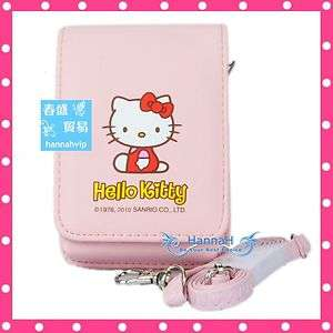 Hello Kitty Mobile Digital Camera Case Cover  Bag Coin Purse Clutch