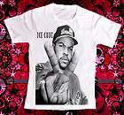 Ice Cube Hip Hop Music Lil Wayne Rapper Tattoo T Shirt Sz.S,M,L,XL